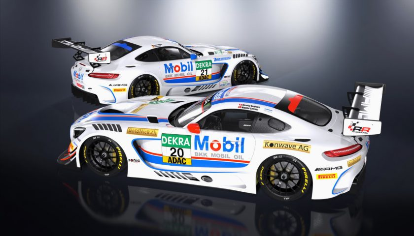Sylvest Rogivue Ludwig And Stolz Will Race Adac Gt