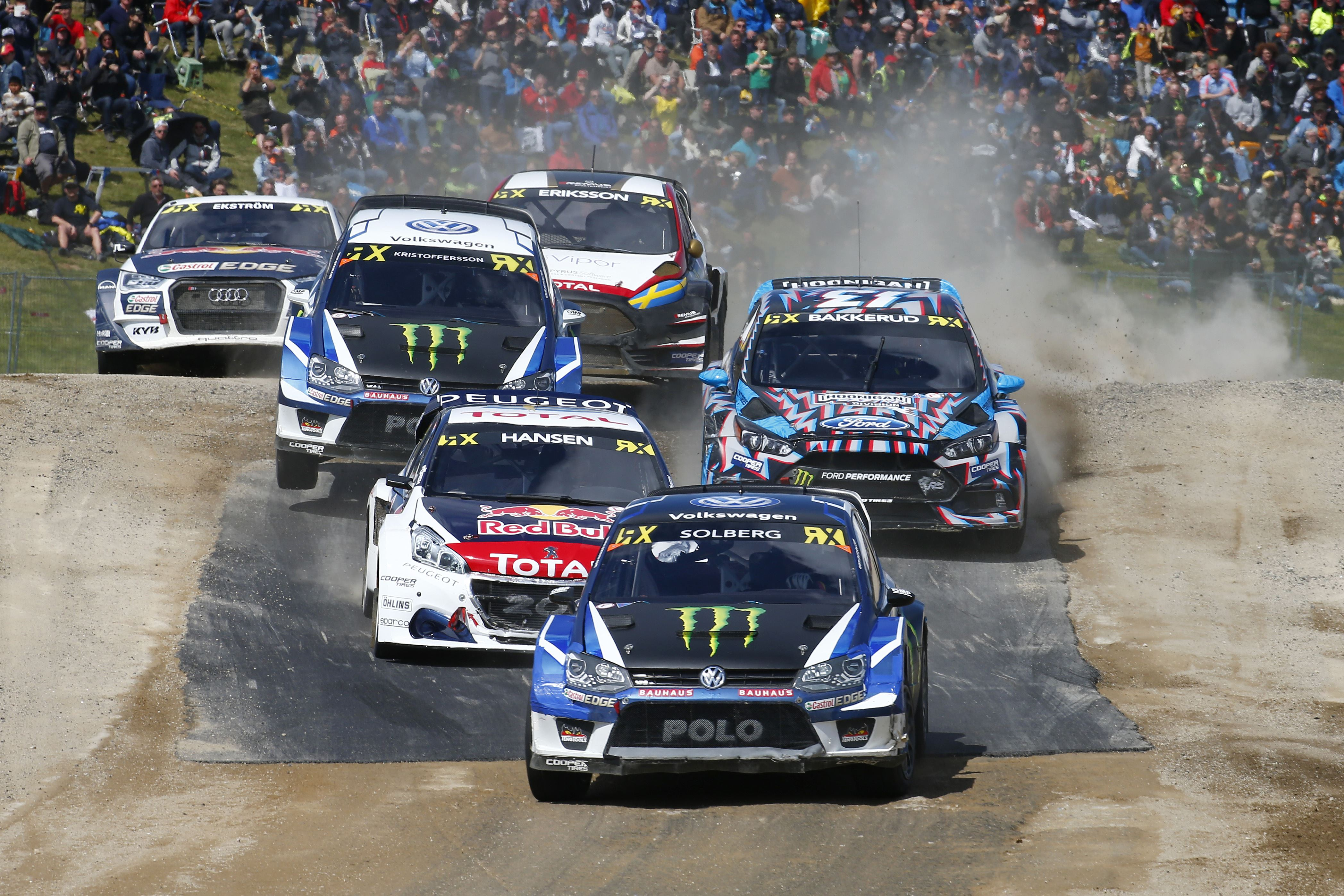 15 cars ready for World RX – Racing24-7.net