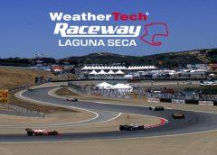 Indycar vender tilbage til Laguna Seca