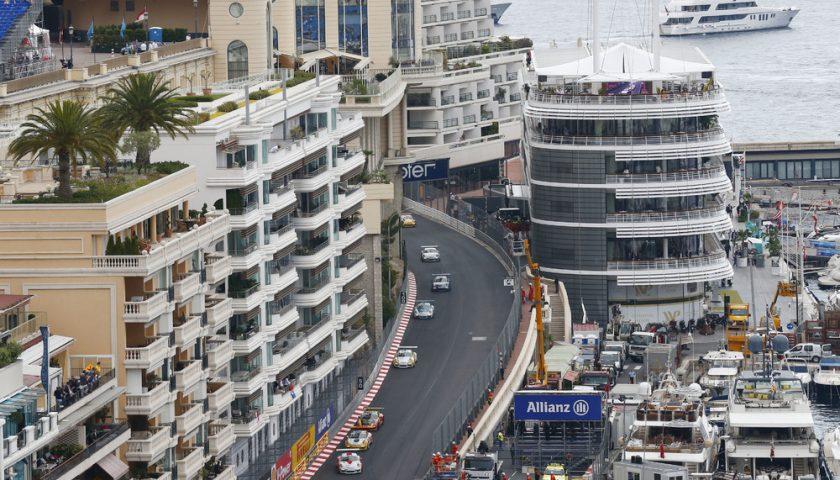 Porsche Mobil 1 Supercup Monaco 2015 Photo: Porsche Presse