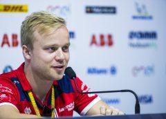 Rosenqvist spøger stadig hos Mahindra