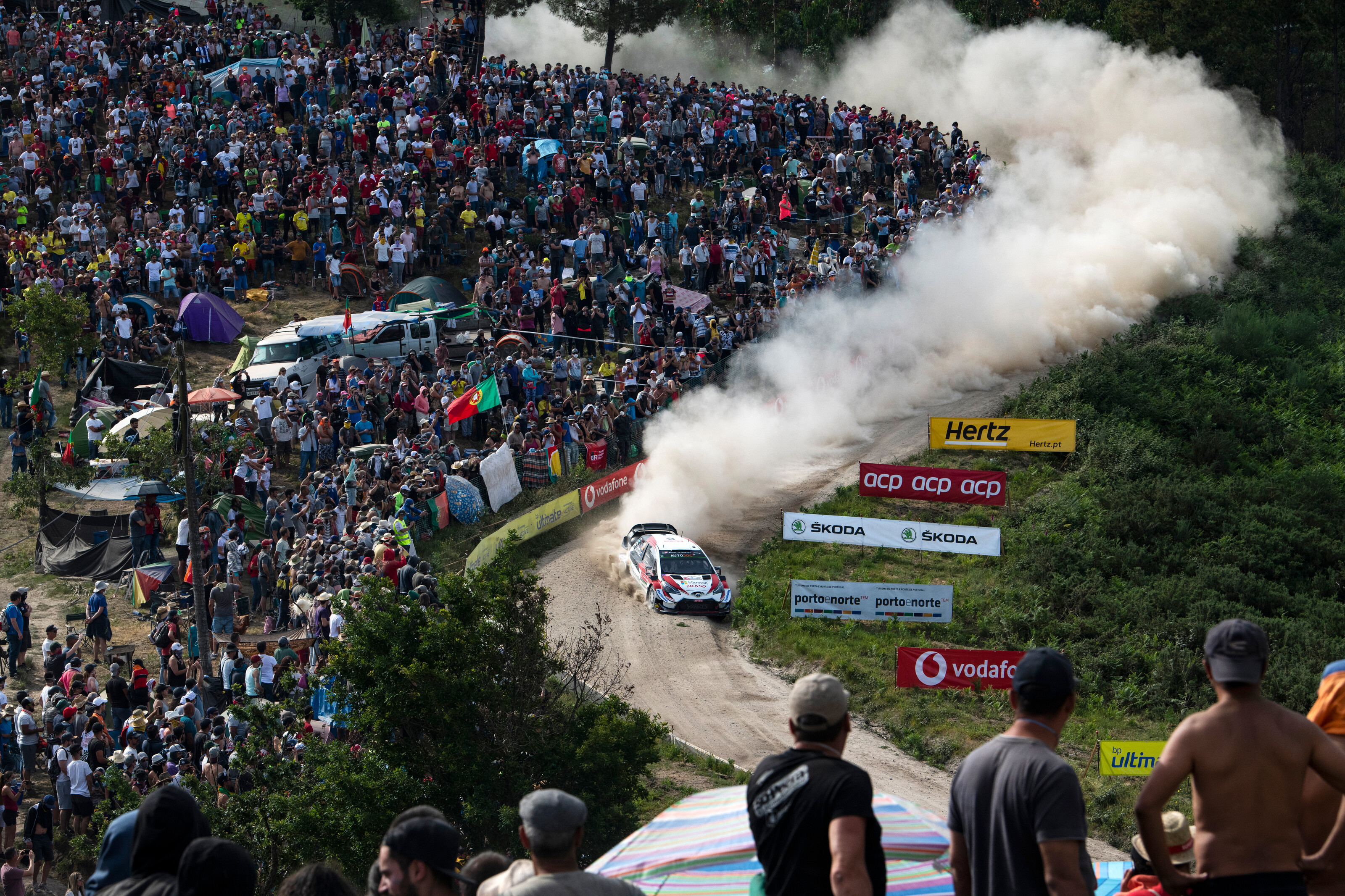 Rally Motor Credit >> Wrc Rally Portugal Back To Back Victories For Tanak Racing24 7 Net