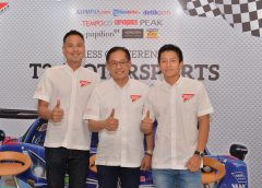 Indonesian team in the Asian LMS