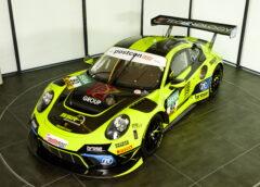 Porsche team pulling out the big guns